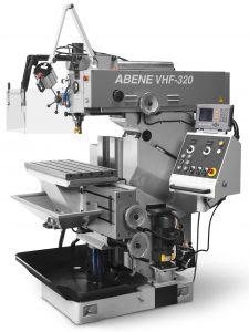 abene vhf 320 freesmachine