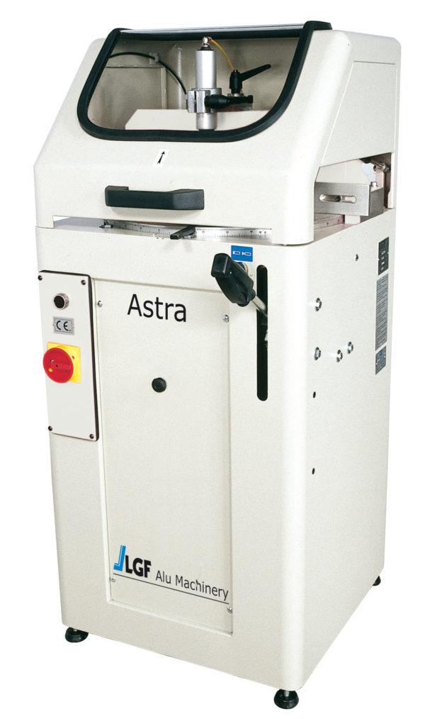 LGF Astra aluminiumzaagmachine