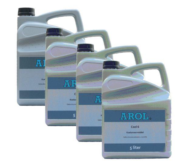 Arol Koelsmeermiddel Cool 6 doos  20L.