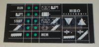 Bedieningspaneel Mep 11    031.2001