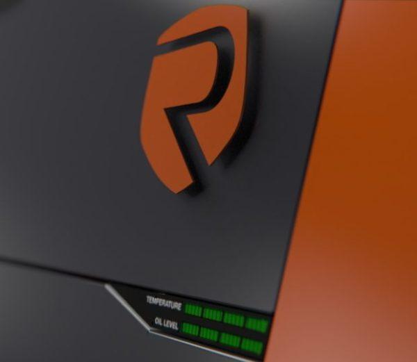 Platenwals Roccia HR4W