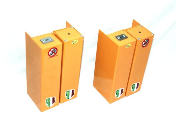 Set Rolbandafscherming Repar2 1500 x 150