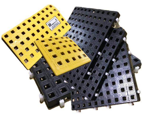 Anti-slip vloerplaat Repar2