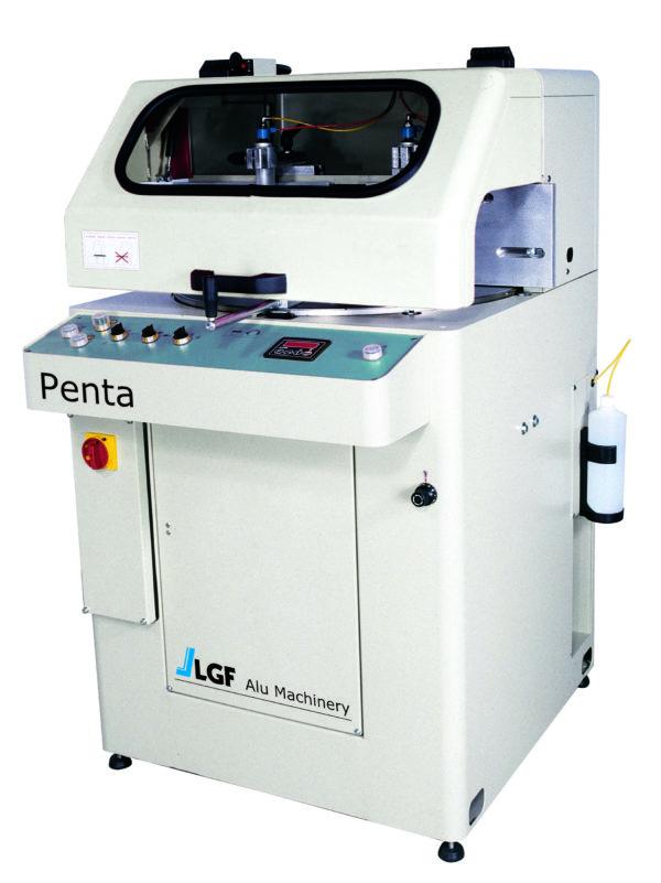 LGF Penta aluminiumzaagmachine